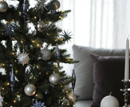 Come addobare albero di Natale