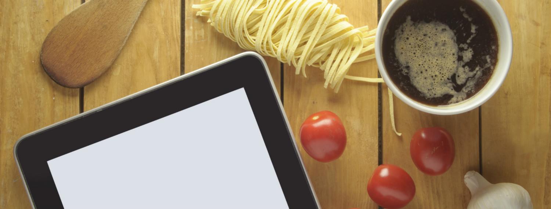 food blogger e food photographer