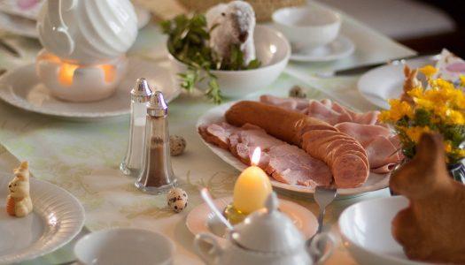 Menù di Pasqua:  i nostri consigli