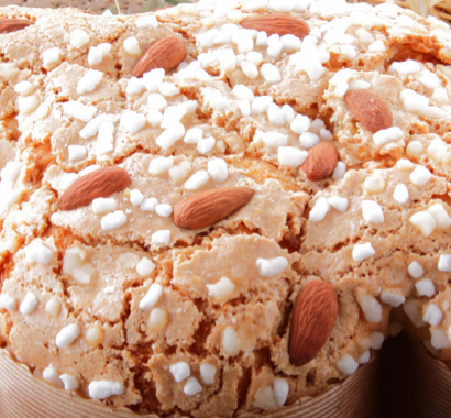 Colomba dolce: ricetta