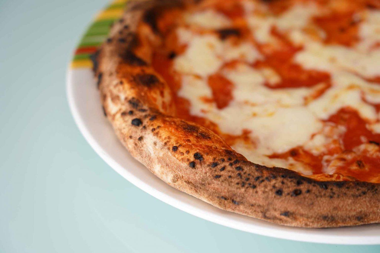 pizza margherita Primo Taglio